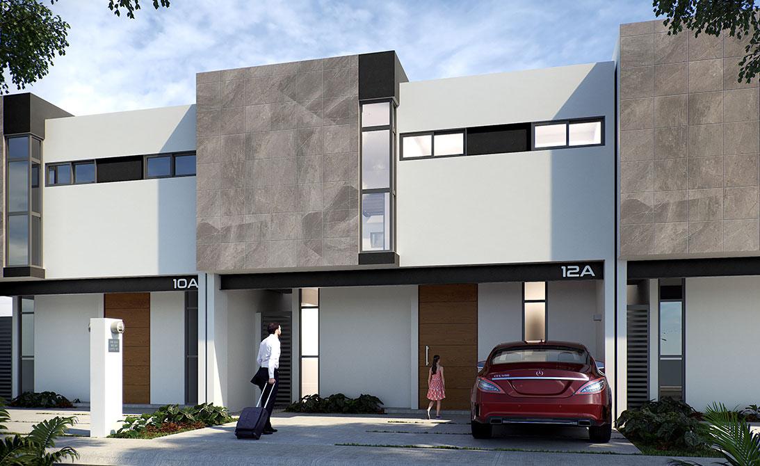 Casa modelo Álamo