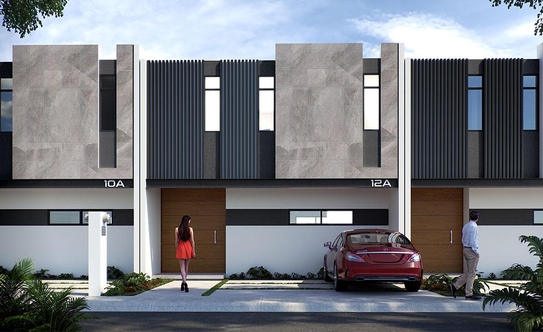 Casa Modelo Fresno
